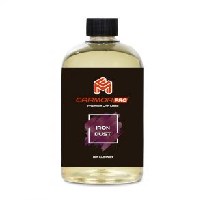 Carmor PRO Iron Dust 500ml rust remover cleaner