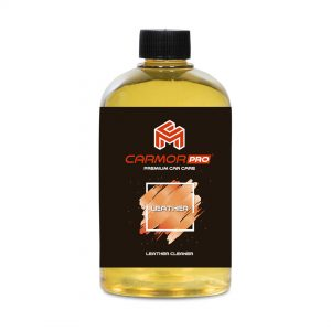 Carmor PRO Leather 500ml fabric leather cleaner