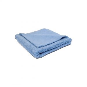 Carmor PRO Blue Breeze Microfiber Cloth versatile fabric reliable aid ultrasonic edge cleaning cloth